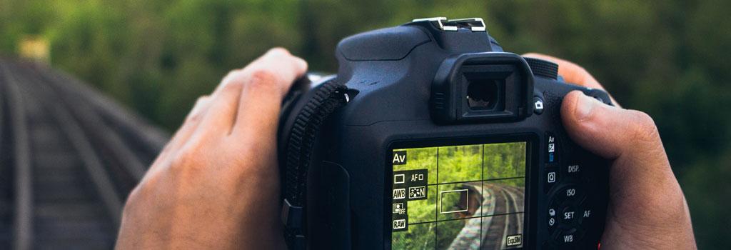 macchine fotografiche reflex
