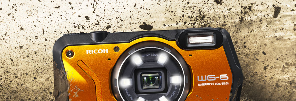 macchine fotografiche rugged