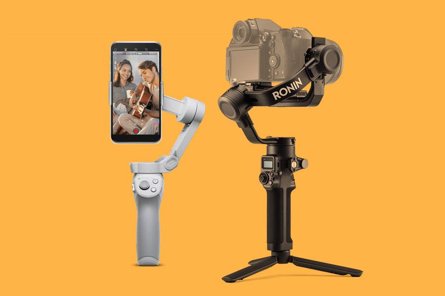 accessori fotografia stabilizzatori gimbal