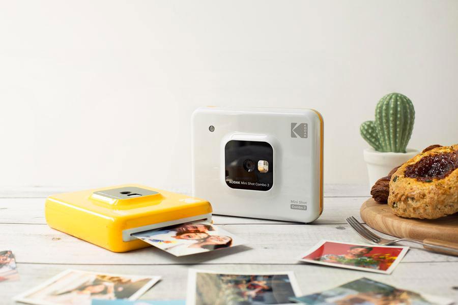 Kodak MINI SHOT COMBO 3 fotocamera a stampa istantanea