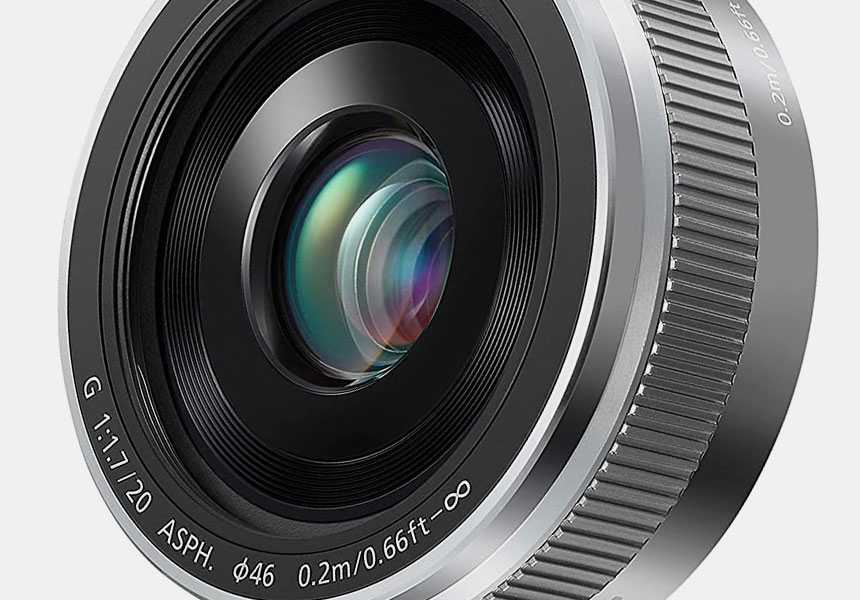 Panasonic LUMIX G 20 mm