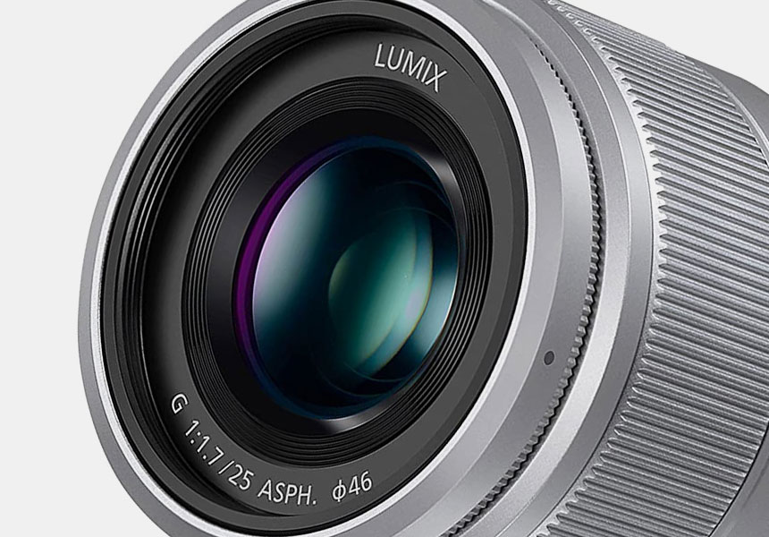 Panasonic LUMIX G 25 mm