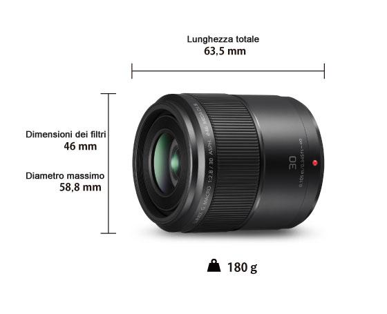 Panasonic LUMIX G Macro 30mm