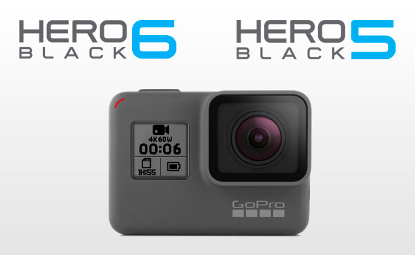 Accessori esclusivi GoPro HERO6 e HERO5 Black