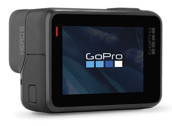 GoPro HERO 6 Black Display Touch