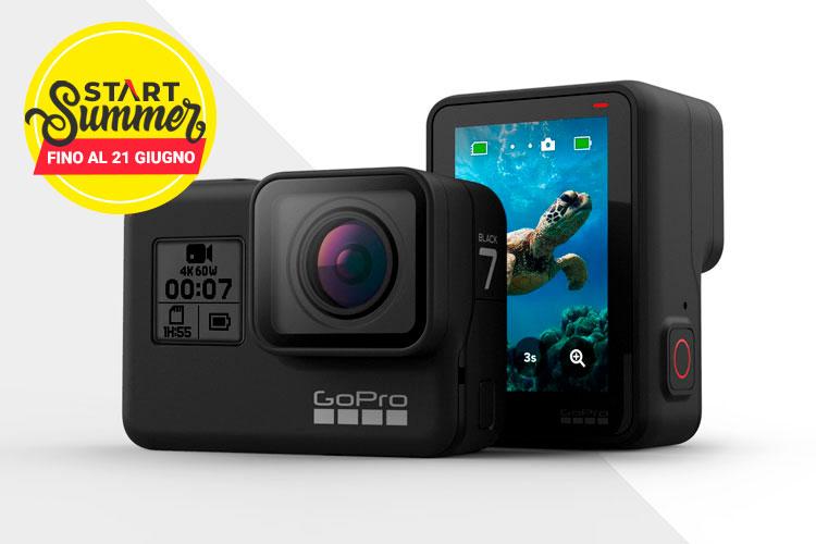 Offerta Summer GoPro HERO7 Black