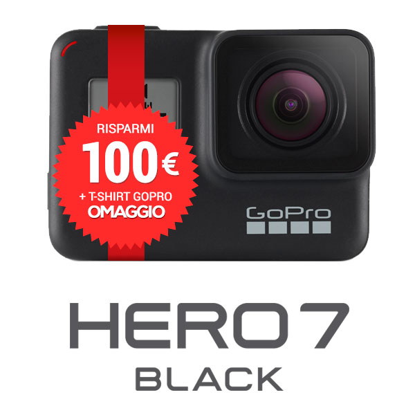 acquista gopro hero 7