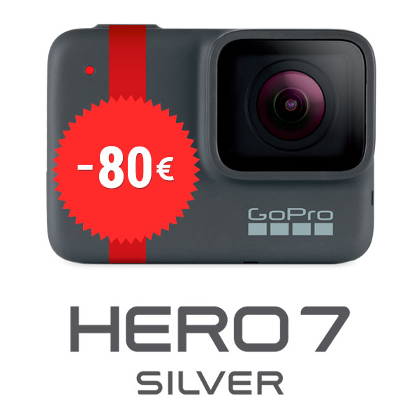 acquista gopro hero7 silver