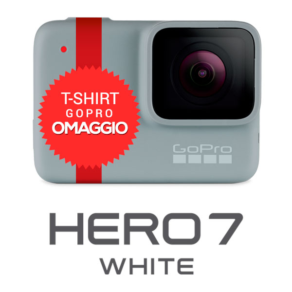 acquista gopro hero7 white
