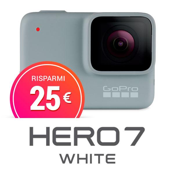 acquista gopro hero7 white