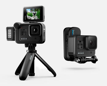 accessori compatibili gopro hero8 black