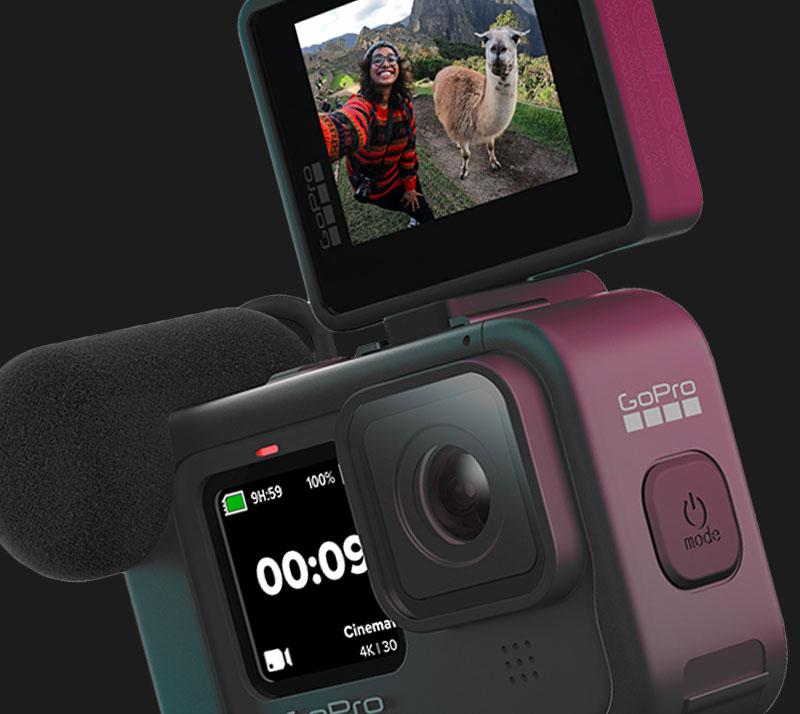 GoPro Media Mod per HERO9 Black
