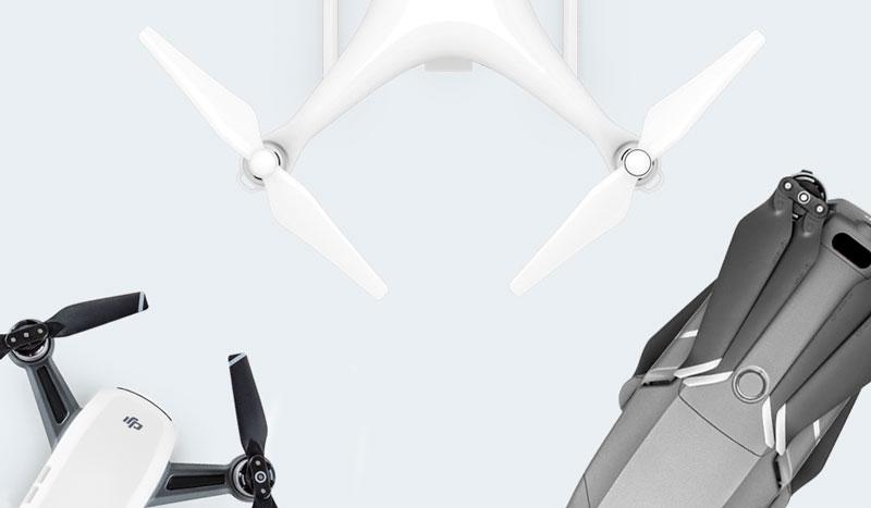 catalogo droni dji