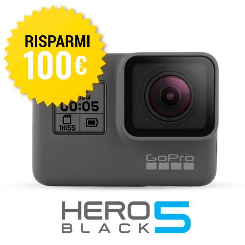 acquista gopro hero5 black