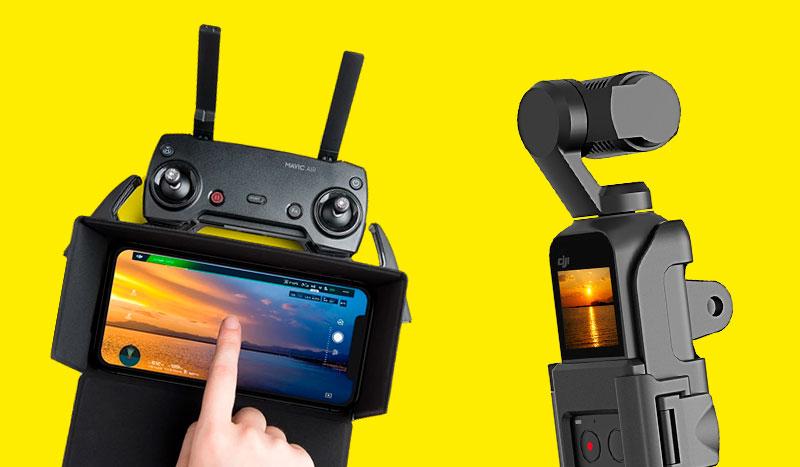 Accessori per droni e Osmo Pocket