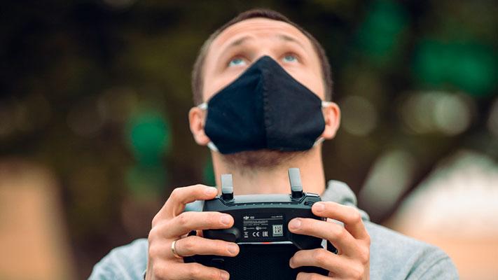 mascherine protettive per sport