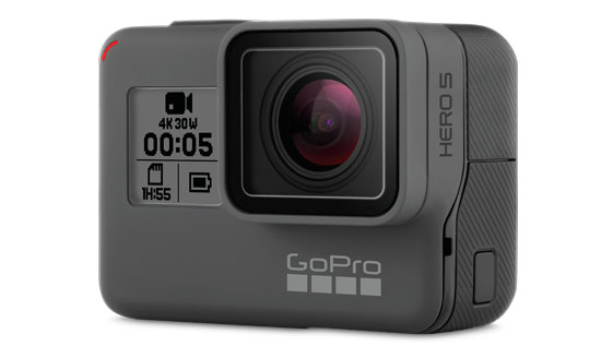 GoPro HERO 5 Black Simply the best GoPro, ever.
