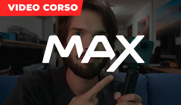 video corso gopro max