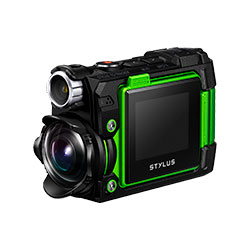 Olympus TG‑Tracker Green