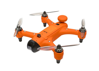 drone impermeabile swellpro spry plus