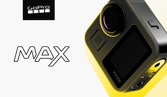 promozione gopro max