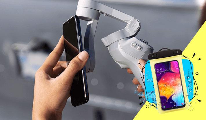 accessori per foto e video da smartphone