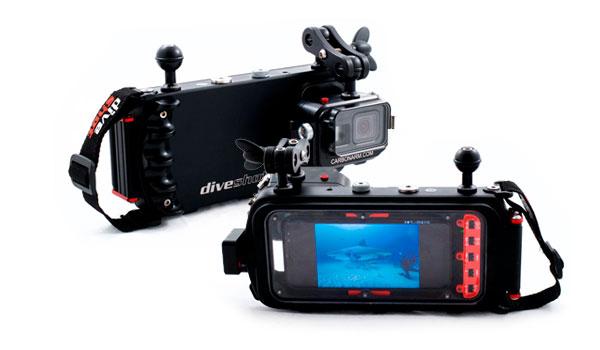 CarbonArm Comby per GoPro