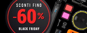 black friday accessori gopro