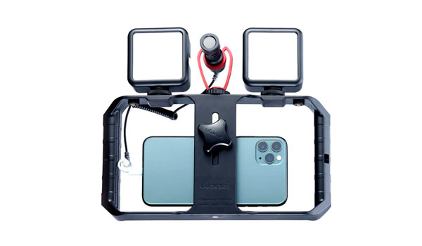 vlogging kit per smartphone