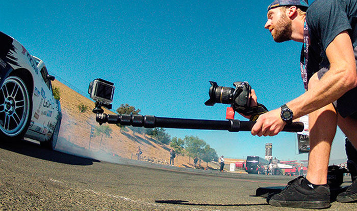 corsi video edting gopro