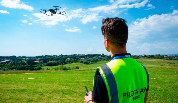 corsi droni