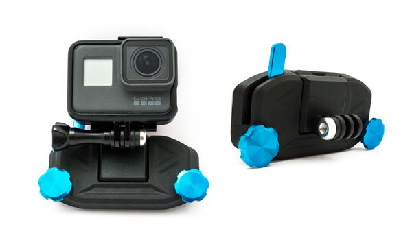 GoCamera StrapMount supporto GoPro per Zaino
