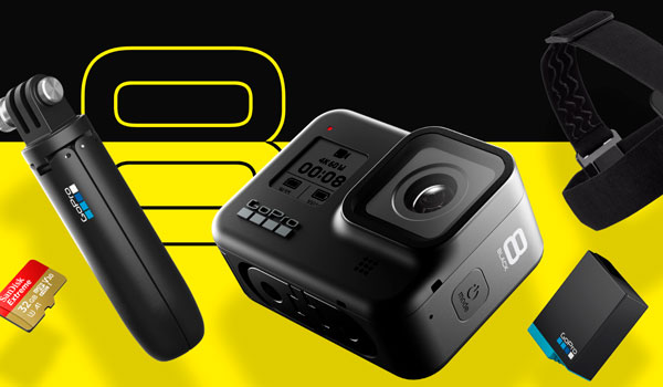 nuova gopro hero 8 black