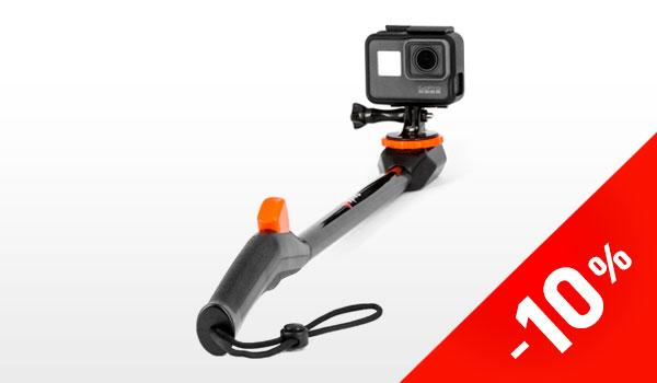 Spivo Stick Asta Rotante per GoPro