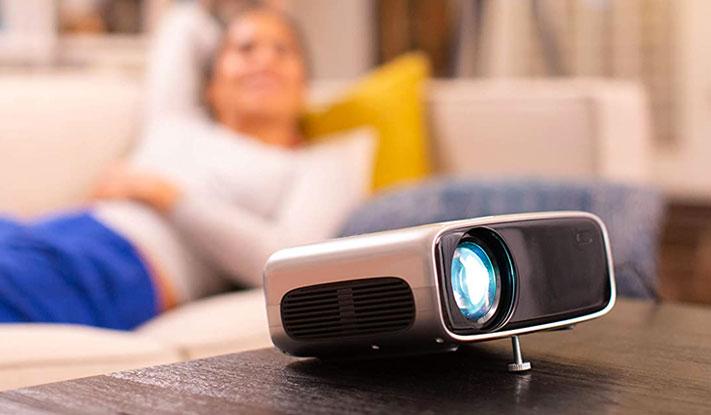 video proiettori philips