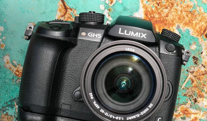offerta panasonic lumix G mirrorless