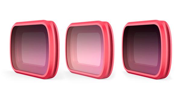 PGYTECH 3-Pack Filtri per DJI Osmo Pocket