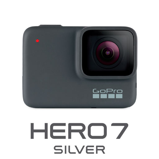 gopro hero7 silver