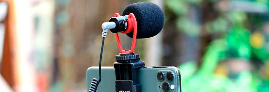 microfoni smartphone