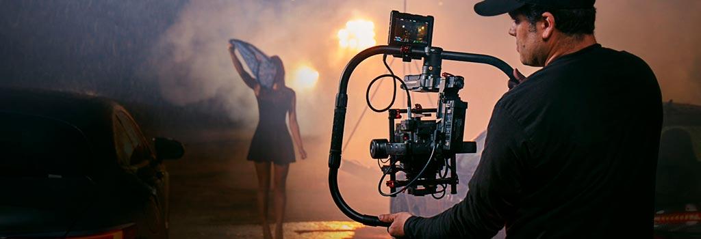 gimbal per videocamere
