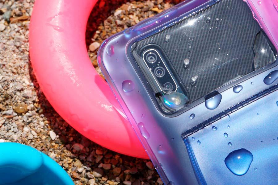 custodie impermeabili smartphone