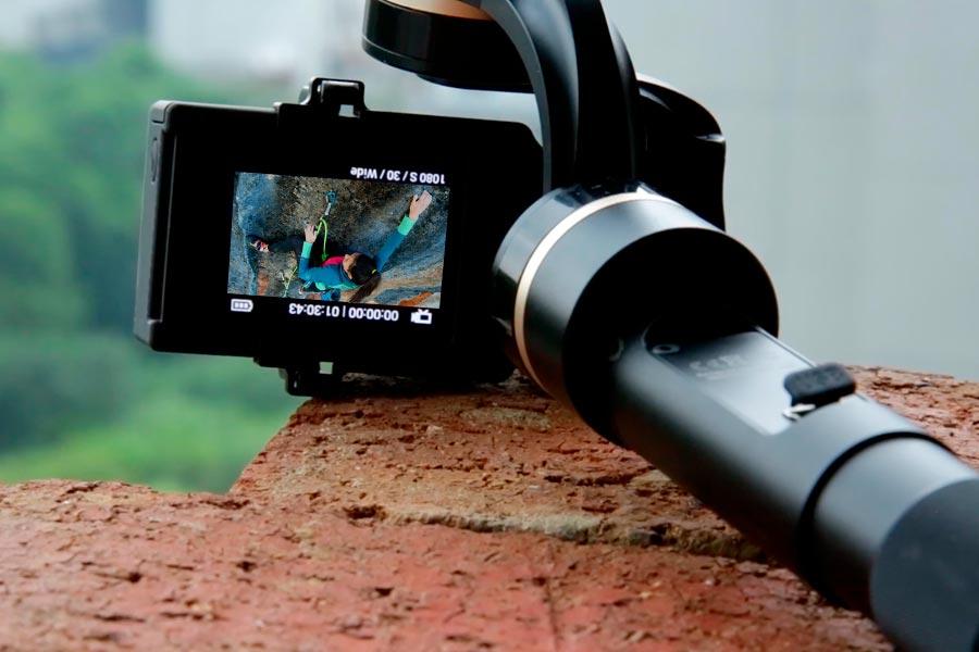 gimbal per action camera