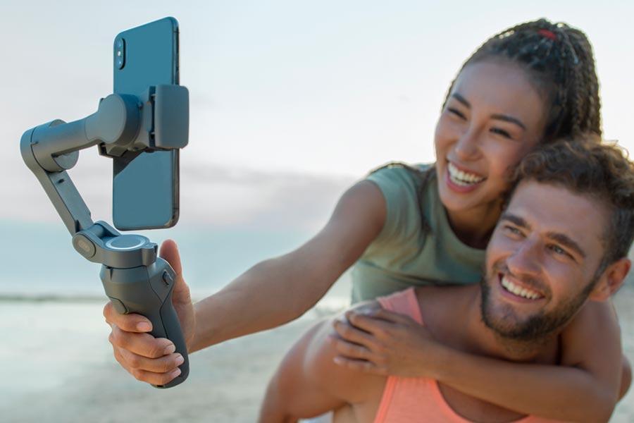 gimbal per smartphone