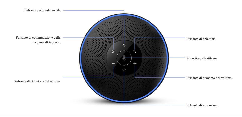 eMeet M220 Bluetooth Speakerphone