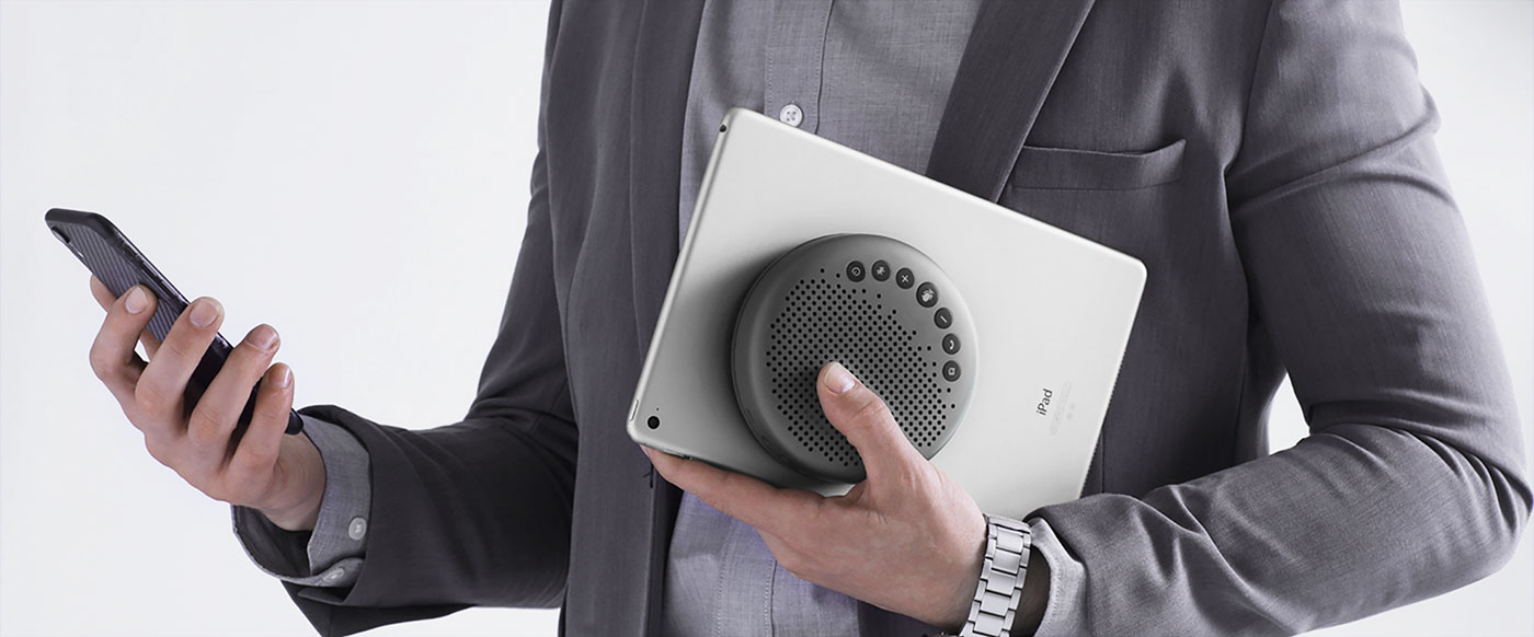 eMeet Luna Bluetooth Speakerphone