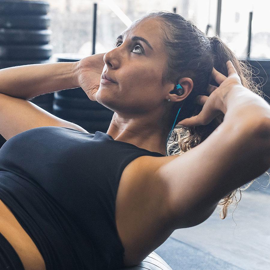 JLab Fit Sport Fitness Earbuds