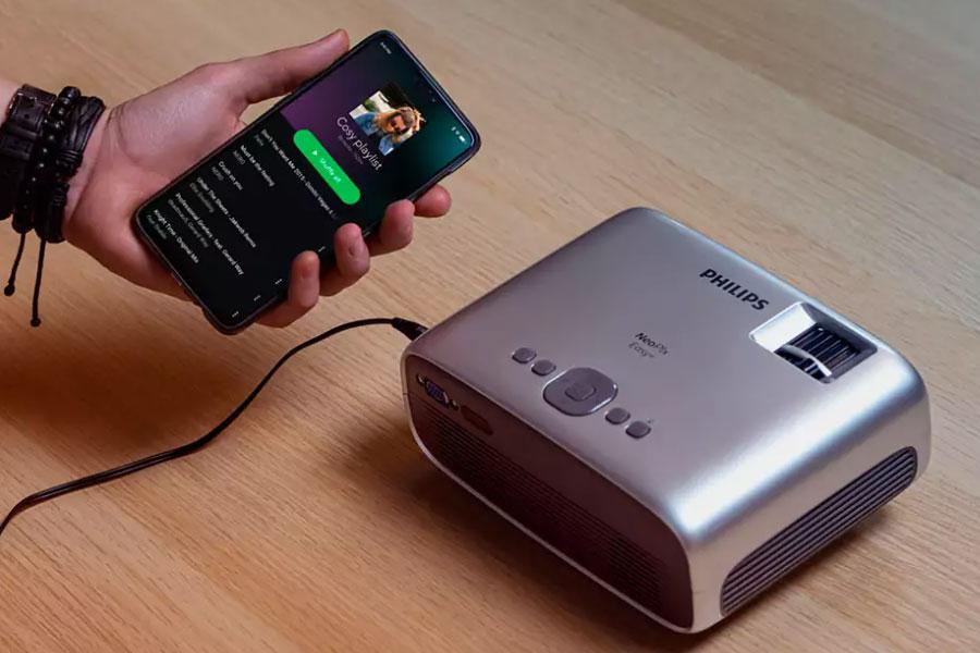 Philips NeoPix Easy+ Proiettore fisso