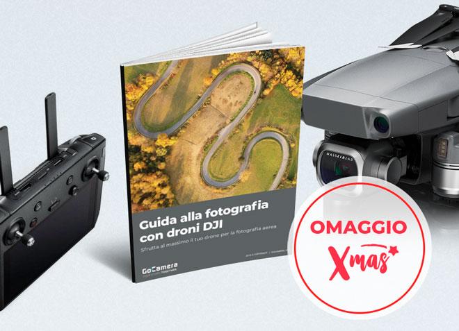 guida fotografia droni
