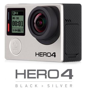 Accessori esclusivi GoPro HERO 4