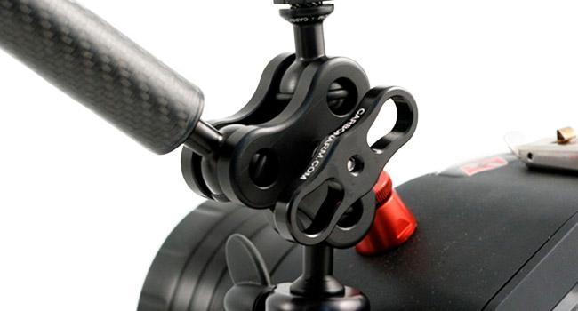 carbonarm clip blocca sfere